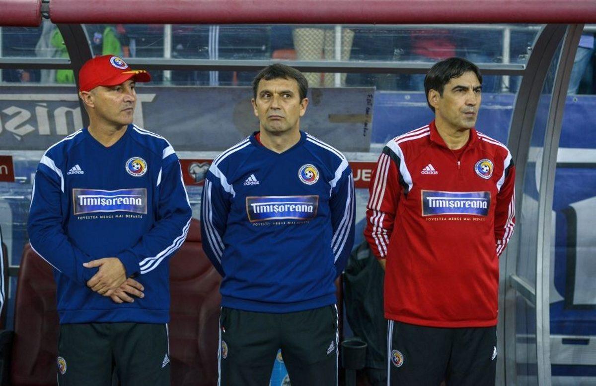 Vivi Rachita, Eugen Neagoe si Victor Piturca, la echipa nationala, Facebook