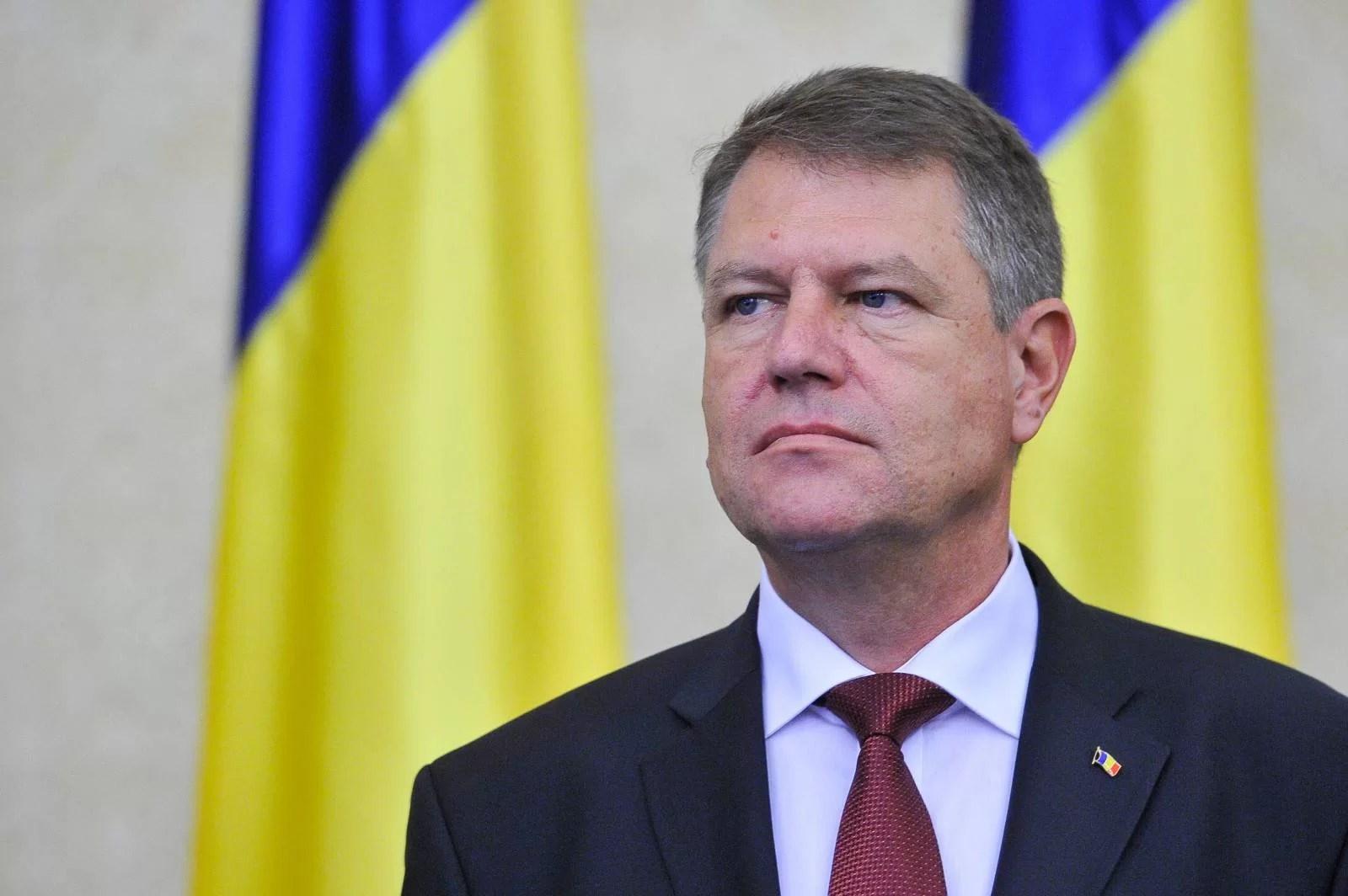 """Klaus Iohannis, mesaj dur pentru PSD-ALDE: """"Aţi băgat țara în criză pentru că nu aţi  știut să guvernaţi!"""""""