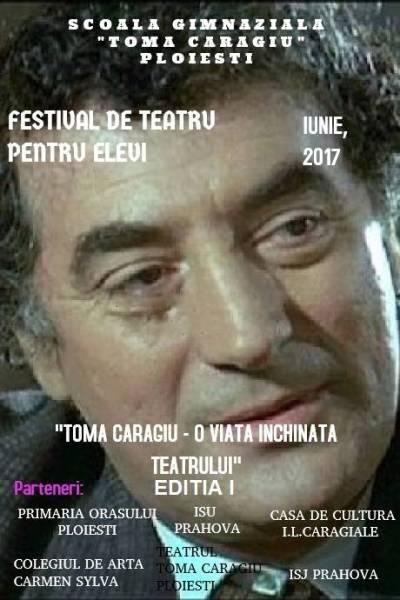 Toma Caragiu, o viaţa închinată teatrului