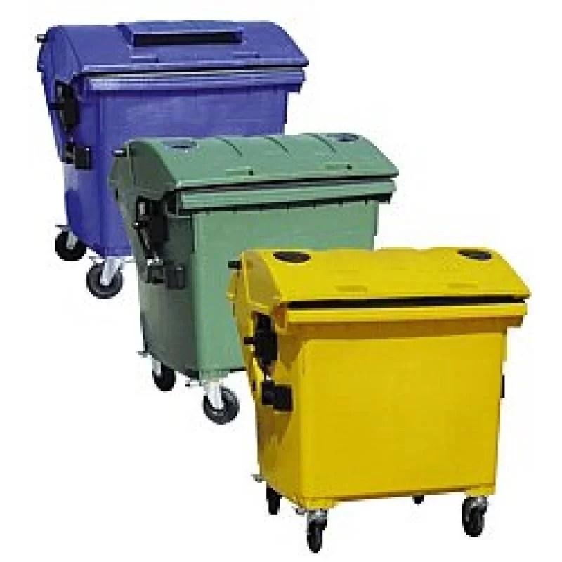 Platforme pentru colectarea selectivă a deşeurilor reciclabile în Tomşani