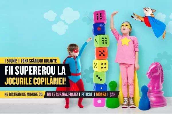 Cea mai mare petrecere pentru copii, la Ploiești Shopping City