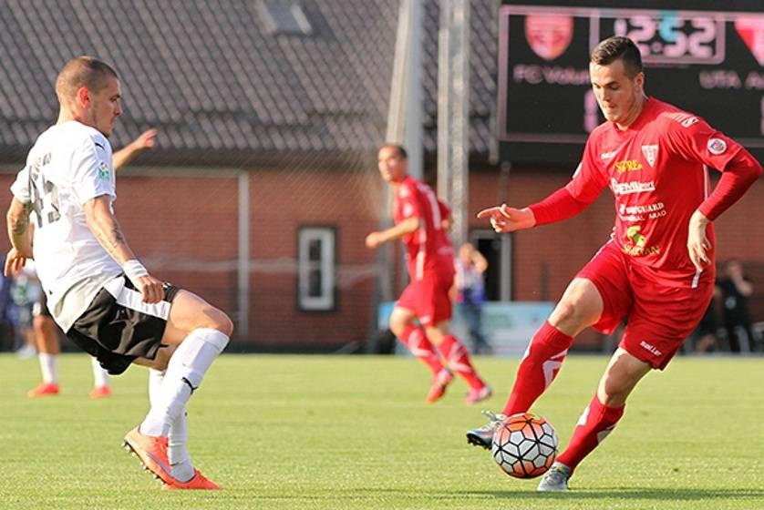 Marius Chindris, in barajul cu FC Voluntari, liga2.ro