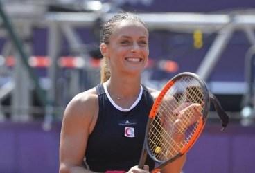 Ana Bogdan, prahovenca aflată la doar un meci de finala BRD Bucharest Open. Duel dificil cu germanca Julia Goerges