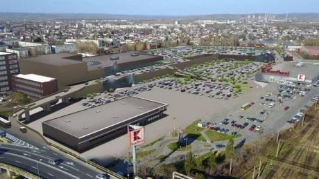 Un nou mall în Ploieşti, construit pe o parte din terenul Upetrom 1 Mai