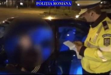 Zeci de poliţişti şi jandarmi mobilizaţi într-o acţiune în Parcul Municipal Vest pentru a-i prinde pe şoferii care fac curse ilegale- VIDEO