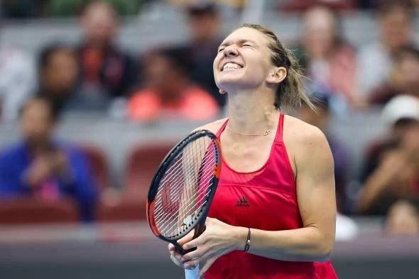 Numărul 1 mondial a ratat trofeul de la China Open. Locul 15 WTA, Caroline Garcia, mai bună decât Simona Halep!