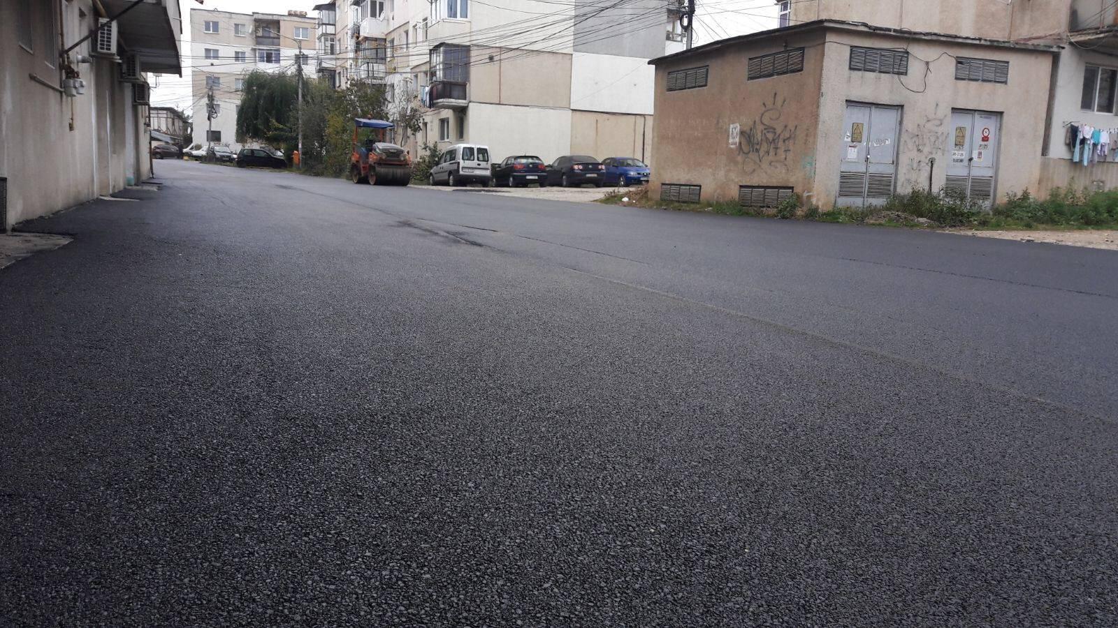 Anul acesta oraşul Băicoi va înregistra un procent de 100 al străzilor asfaltate