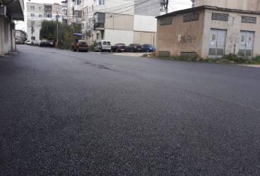Noi străzi asfaltate în Băicoi