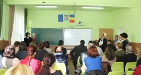"""Cerc pedagogic la Liceul Tehnologic"""" Constantin Cantacuzino"""" Băicoi"""