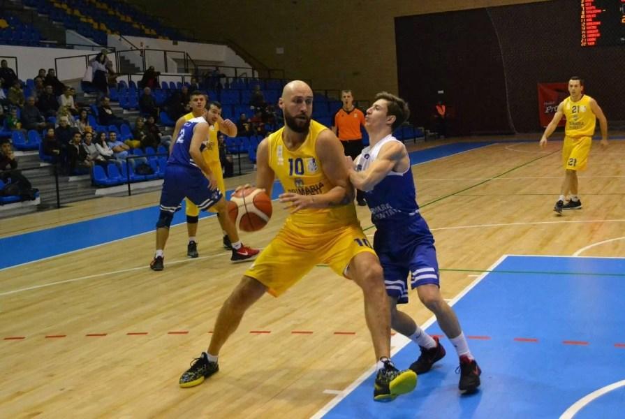 Adrenalină din belșug la sala Olimpia! Redeveniți lideri ai Grupei 2 din Liga 1, baschetbaliștii de la CSM Ploiești și-au teleportat fanii din infern în paradis!