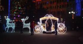 Nico şi Cezar Ouatu cântă vineri la Târgul de Crăciun