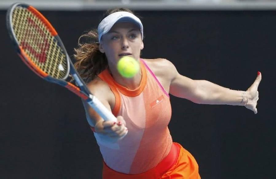 Ana Bogdan Măgeanu, stop-joc la Melbourne. Prahoveanca a făcut cel mai bun Mare Șlem din carieră și a intrat în Top 100 Official WTA Ranking!