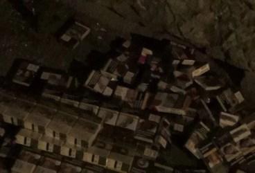 Prinşi de jandarmi imediat după ce au spart un magazin din zona de sud a Ploieştiului