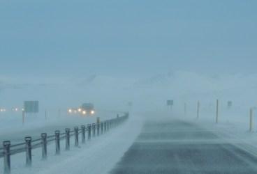 Lista drumurilor închise din cauza zăpezii