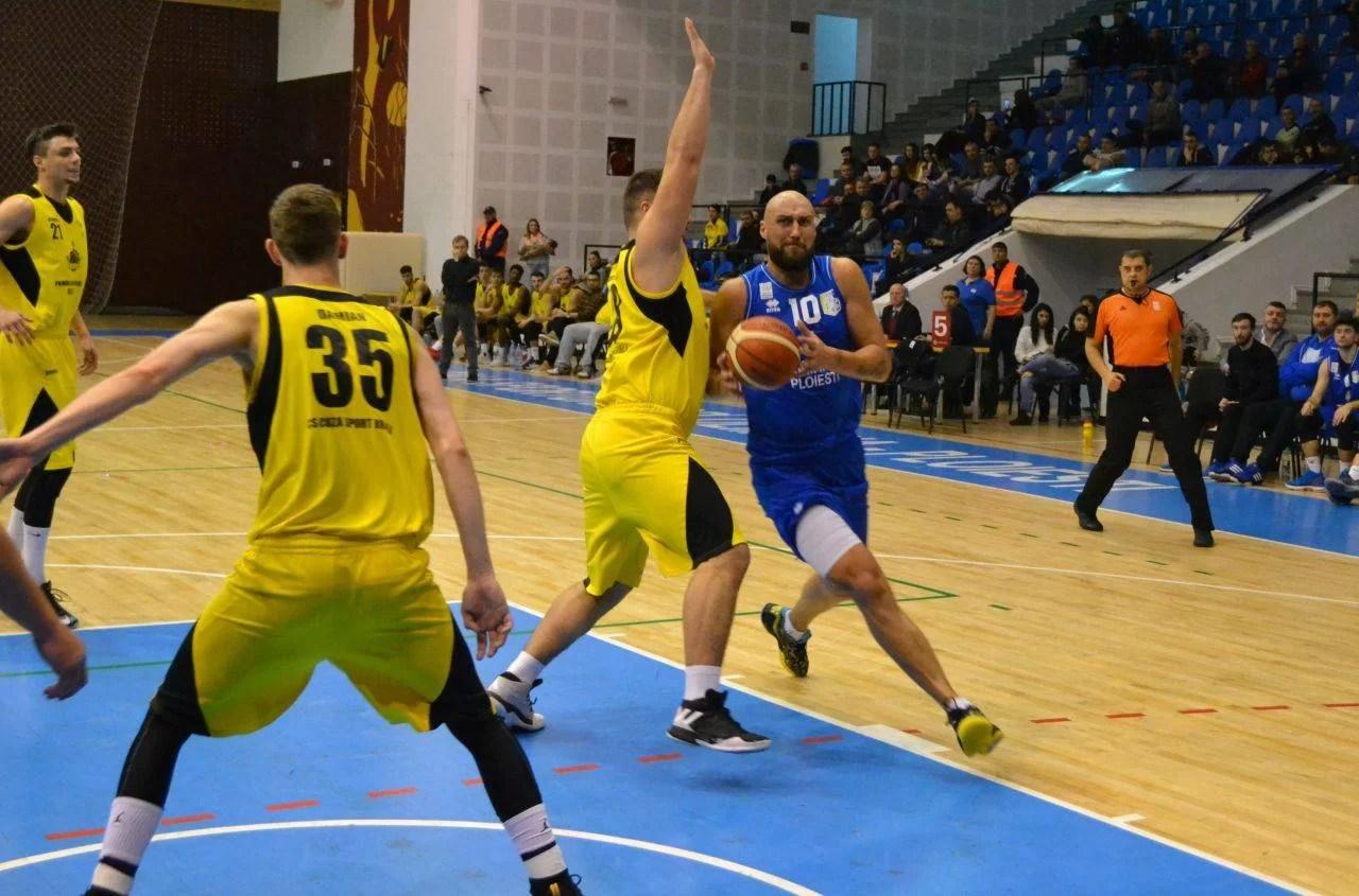 """Un meci de """"acum ori niciodată"""", la Brăila, pentru baschetbaliștii de la CSM Ploiești!"""