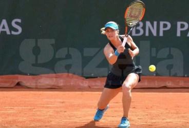 Ana Bogdan a spus adio celui de-al doilea Grand Slam al anului. Angelique Kerber, adversară prea tare la Roland Garros!