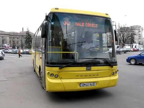 Trasee de autobuz repuse în circulaţie pe rute din Ploieşti