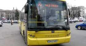 Modificări de trasee pentru autobuze şi troleibuze, de 9 mai