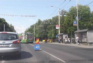 Bulevardul Independenţei, închis în ziua de sâmbătă