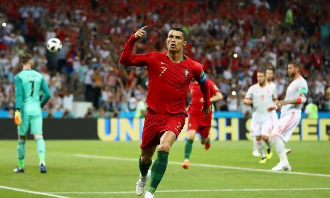 Cu meciul Portugalia – Spania a… început cu adevărat Cupa Mondială! Ronaldo, primul hat-trick din Rusia!