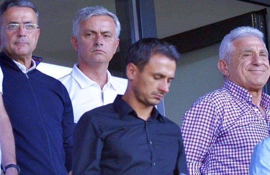 Antrenorul lui Manchester United a venit în… vacanță pe arena Ilie Oană!