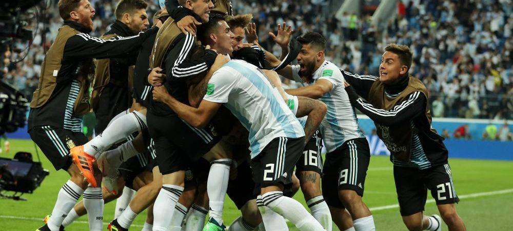 Nicio surpriză la ieșirile din grupe la Cupa Mondială, la literele A, B, C și D. Doar Argentina era s-o încurce!