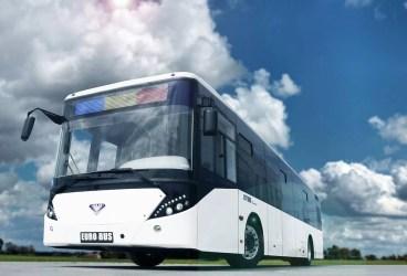 Mesajul Euro Bus Diamond, furnizorul de autobuze noi pentru Ploieşti