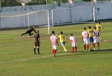 Petrolul debutează, ca divizionară secundă, în Cupa României contra unei echipe pe care în Liga a III-a a bătut-o și pe teren neutru, și acasă, din penalti!