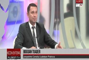 Bogdan Toader: CJ Prahova,  în parteneriat pentru realizarea a 4 sensuri giratorii pe DN1