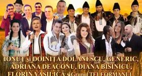 15-16 septembrie, invitaţie la petrecere: Zilele Comunei Albeşti-Paleologu