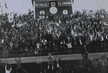"""Mai bine de o jumătate de secol de la cea mai mare victorie """"all time"""" a Petrolului: 3-1 cu Liverpool FC!"""