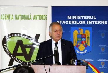 Chestorul Sorin Oprea, demis de la şefia Agenţiei Naţionale Antidrog