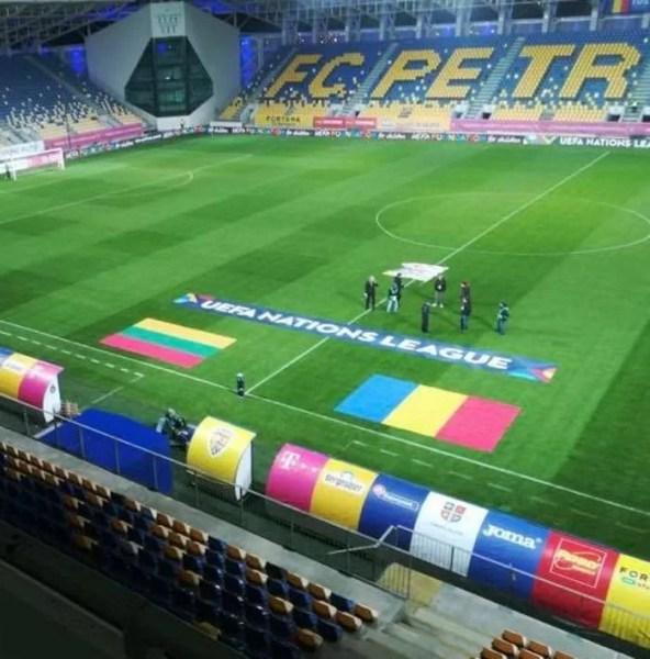 Arena Ilie Oană, pregătită la superlativ pentru ultimul meci de acasă al României din Liga Națiunilor, la fotbal