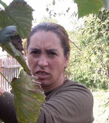Ghiță Corina Vandana Fey a dispărut de acasă