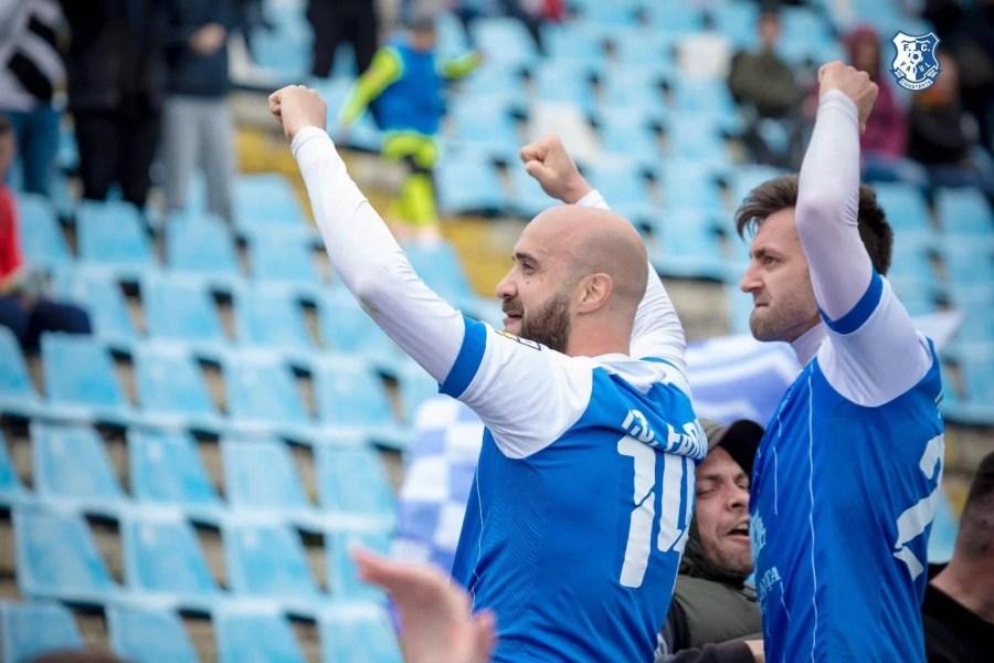 """Ar fi fost buni acum, la Petrolul, Georgian Păun și Romeo Surdu? La Constanța, meci dramatic cu foști """"lupi"""" și un arbitru prahovean"""