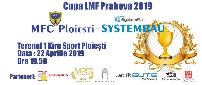 Cu dorința de a păstra în vitrină primul trofeu din istoria MFC, Gabriel Georgescu & Co. debutează în ediția din acest an a Cupei României