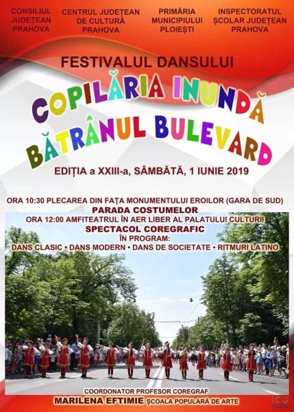 Evenimente dedicate Zilei Internaționale a Copilului, la Ploieşti