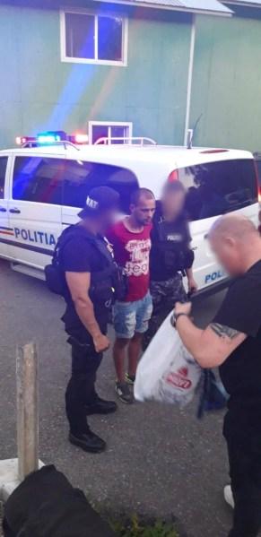 Un evadat de la Penitenciarul Ploieşti, prins în câteva ore