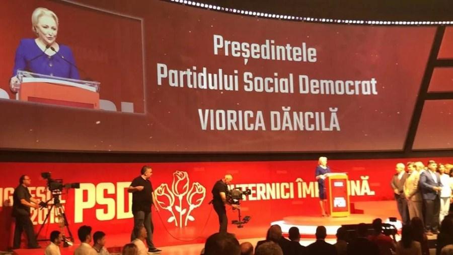 PSD a ales: Dăncilă, preşedintele partidului, Teodorovici şi Fifor –  în noua conducere