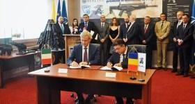 UM Plopeni şi Beretta au parafat colaborarea pentru producerea de armament