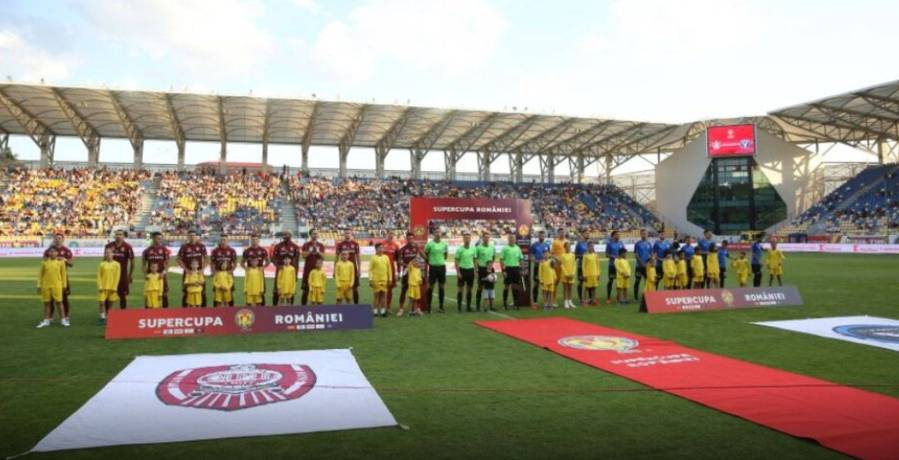 După Supercupă, doi suporteri clujeni au primit interdicţie pe stadioane timp de un an