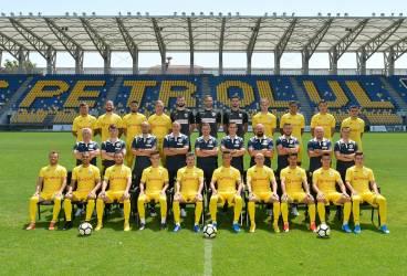 FC Petrolul Ploiești atacă prima etapă a ediției 2019-2020 cu 21 de fotbaliști în lot. Doi jucători sunt în probe, iar alții sunt așteptați să vină