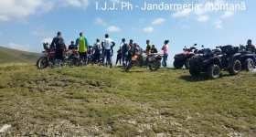 Amenzi pentru motocicliştii şi ATV-iştii din Munţii Baiului