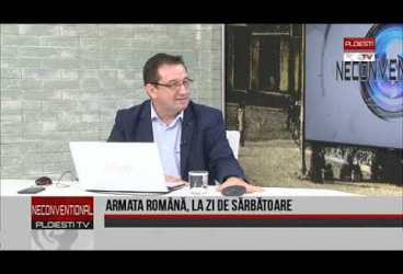 ARMATA ROMÂNĂ, LA ZI DE SĂRBĂTOARE