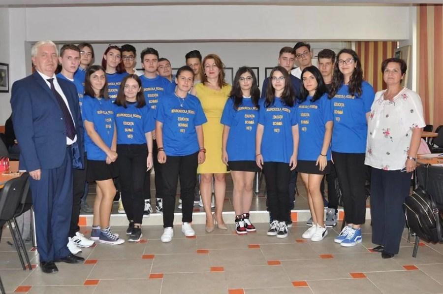 Concursul naţional EUROSCOLA: O poveste adevărată de viață