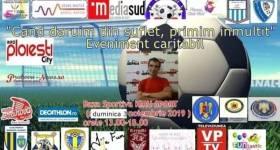 Spectacol caritabil la Ploieşti pentru jurnalistul Gabi Dima