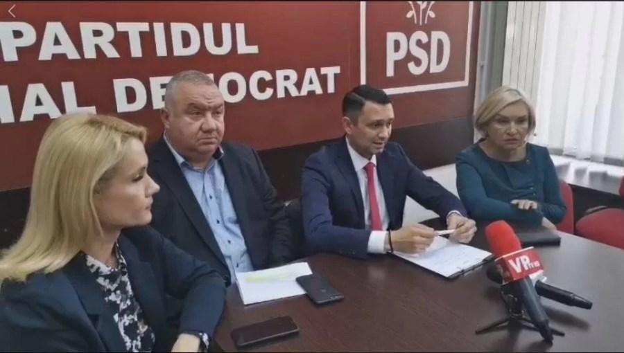 Parlamentarii PSD prahoveni vor boicota învestirea Guvernului