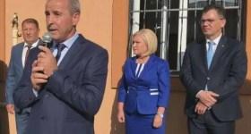 Un ministru şi un parlamentar, prezenţi la deschiderea anului şcolar la Păuleşti