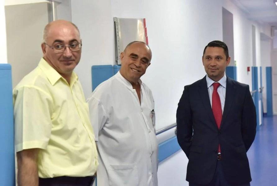 Aparatură medicală modernă la Spitalul Județean de Urgență Ploiești