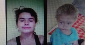 Mamă şi fiu de 3 ani au dispărut de acasă